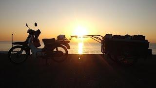 getlinkyoutube.com-日本一周原付リヤカー時速25キロの旅 気まぐれ 走馬灯
