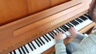 getlinkyoutube.com-TheFatRat - Monody (Feat.Laura Brehm ) ( Piano Arrangement by Danny )