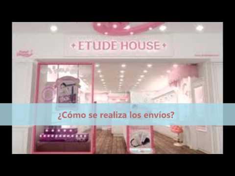 Cosmeticos coreanos en Mexico  .wmv