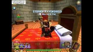 getlinkyoutube.com-Wizard101 Time For Girls To Play! :D