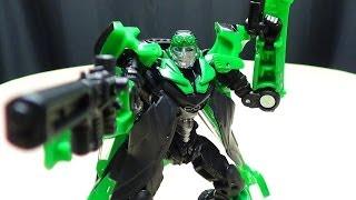 getlinkyoutube.com-Transformers Age of Extinction Deluxe CROSSHAIRS: EmGo's Transformers Reviews N' Stuff