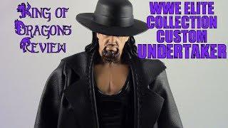 WWE Elite Collection: Custom Undertaker