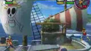getlinkyoutube.com-Battle Stadium D.O.N (PS2 Gameplay)