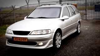 getlinkyoutube.com-Sick Opel Vauxhall Vectra B Irmscher Onyx, Full options!