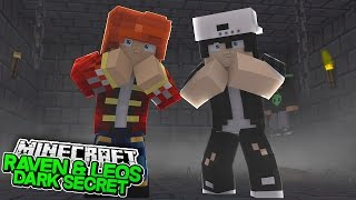 THE ROYAL FAMILYS BIG SECRET REVEALED! Minecraft Roleplay w/LittleKellyCarlyRaven&Leo (Custom)
