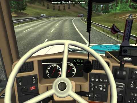 MY SCANIA T 620 +INTERIOR +VABIS STEERING WHEEL(HD!!)