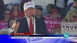 Discurso de Donald Trump en el Condado Collier