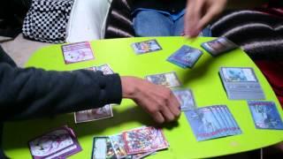 getlinkyoutube.com-デュエマ対戦動画!【ドラゴンVS5色コン】【黒単VS5色コン】