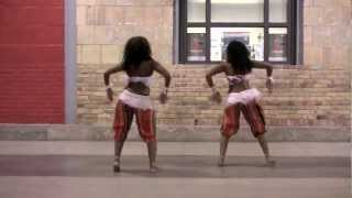 getlinkyoutube.com-Ethiopia Wolayta Fusion - Jaivah African Dance