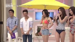 getlinkyoutube.com-100인의 선택 - Ep.17 : 아찔한 유혹! 첫인상 최고 수영복은?