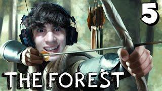 getlinkyoutube.com-IL CACCIATORE DI INDIGENI!! - The Forest - #5