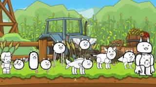 "getlinkyoutube.com-Scribblenauts Unlimited 210 The Battle Cats (""Normal"" Cats)"