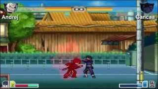 getlinkyoutube.com-Bleach Vs Naruto 2.4: Andrej Vs Gancaa - Episode 1