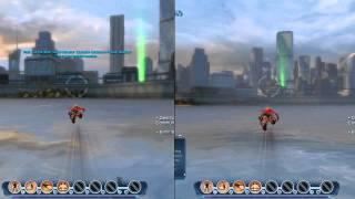 getlinkyoutube.com-DC Universe Online - Super Sonic vs. Flight