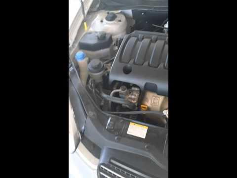 2009 Hyundai Accent Crankshaft Position Sensor location