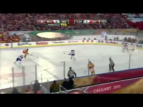 NHL: 2011 Heritage Classic Highlights 2/20/11