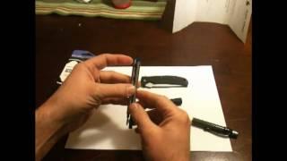getlinkyoutube.com-Mont Blanc Pen HACK!