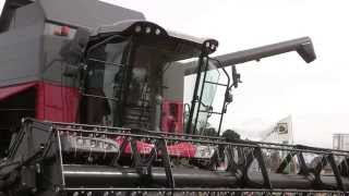 Day five at Vision of the Future from Massey Ferguson