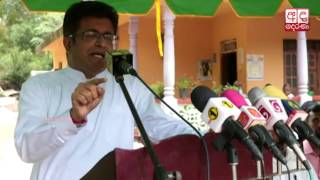 Giving police powers to North will create Tamil Eelam - Gammanpila