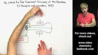 getlinkyoutube.com-Discovery of the Electron: Cathode Ray Tube Experiment