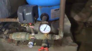 getlinkyoutube.com-residential well tank with issues fixed