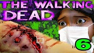 getlinkyoutube.com-CLEMENTINE DOES SURGERY - The Walking Dead Season 2