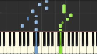 getlinkyoutube.com-果敢ない壁/桐崎栄二(ピアノソロ中級) Eiji Kirizaki - Hakanai Kabe[PIANO]