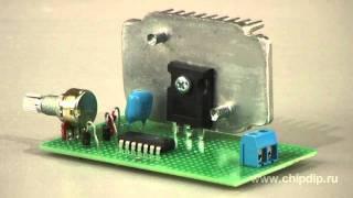 getlinkyoutube.com-Широтно -- импульсный регулятор постоянного ...