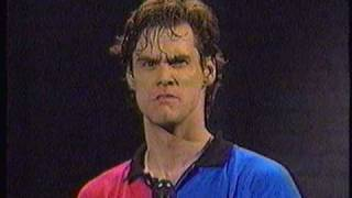 Jim Carrey   Faces   Unatural Act   1991