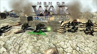 getlinkyoutube.com-Men of War Assault Squad: Halo Mod - The Fall of Reach