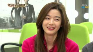 getlinkyoutube.com-Kim Soo Hyun & Jun Ji Hyun cut (SBS Drama Awards)
