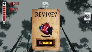 getlinkyoutube.com-Evil Dead: Endless Nightmare replay: I survived 1 596 meters in mission 20! #evildead