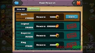 getlinkyoutube.com-Clash of Lords 2 Hero Arena Finally DEITY!