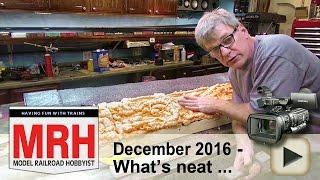 getlinkyoutube.com-What's neat - Dec 2016 column   Model railroad tips   Model Railroad Hobbyist   MRH