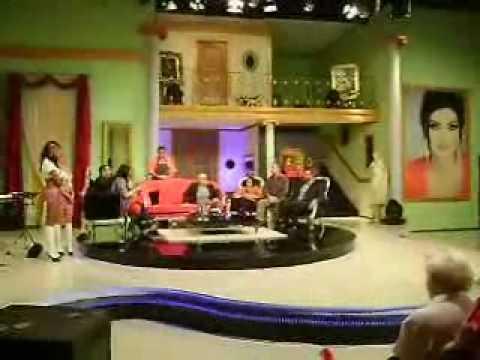 Nina Petre la Adriana Bahmuteanu in emisiune