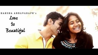 getlinkyoutube.com-Love Is Beautiful || A Short Film By Harsha Annavarapu || Valentine's Day Special