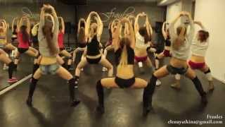 "getlinkyoutube.com-NEW twerk choreo by DHQ Fraules - Travis Porter ""Bring it back"""