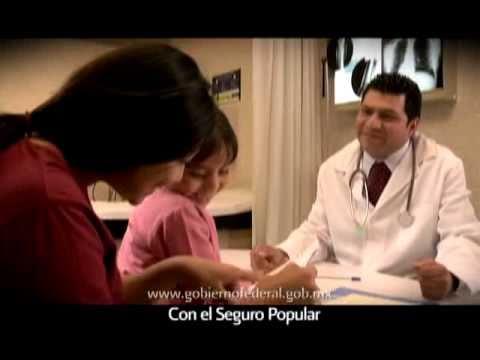 SPOT TV. Seguro Popular 2011