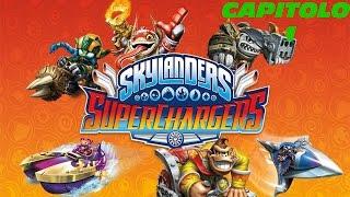 Walkthrough Gameplay Skylanders SuperChargers Capitolo 1 ITA 100%