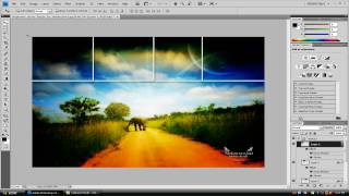 getlinkyoutube.com-Adobe Photoshop CS4 Extended: Cool Background Effect Tutorial