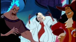 "Disney Villains ""It's Our House Now"" Music Video"