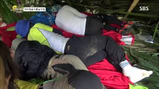 The law of the Jungle(정글의법칙) Ep.79 #3(1)