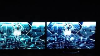 getlinkyoutube.com-Sony 46W905A vs Samsung 46F8000 video 4