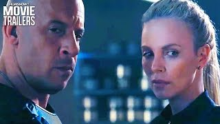 getlinkyoutube.com-Fast & Furious 8 (Fast 8) | Trailer Tease Gives a First look at Charlize Theron