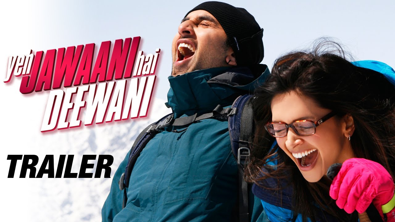 Yeh Jawaani Hai Deewani - Official Trailer
