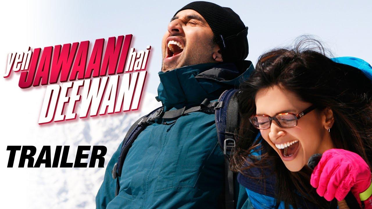 Yeh Jawaani Hai Deewani: Movie Review by Ashish Shakya ...