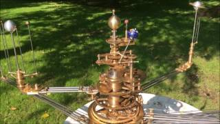 Genesis Complication Orrery almost complete