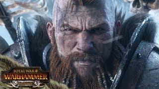 Total War: WARHAMMER - Norsca Cinematic Trailer