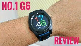 getlinkyoutube.com-No.1 G6 Smartwatch REVIEW - a $30 Watch