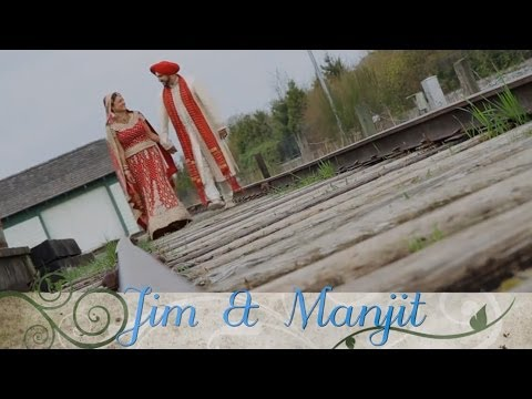 Sikh Wedding Highlights | Vancouver Videography | Jim & Manjit